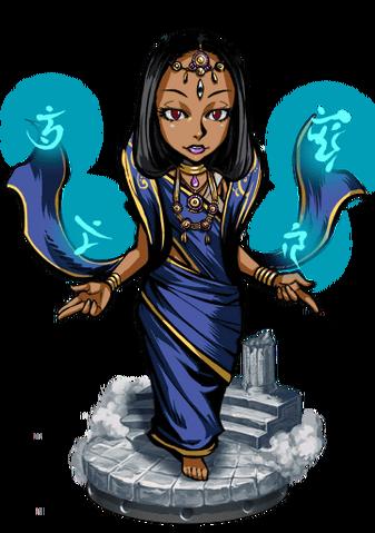 File:Kusha, War Princess II Figure.png