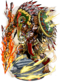 Huitzilopochtli, God of War II Figure