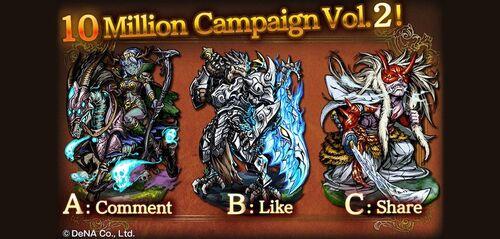 10 Million Download Campaign Vote Vol 2