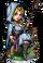 Aleine, Druid II Figure