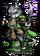 Cat Sith Soldier II Figure