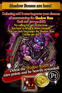 SRB31 Shadow Bosses Notice