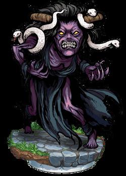 Furiae, Revenger II Figure