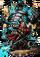 Gevi, Crystal Troll Master Figure