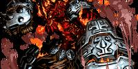 Chaotic Magma Giant/Raid Boss