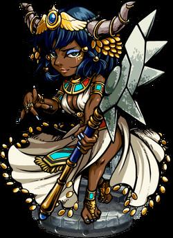 Hathor, Harvest Goddess Figure