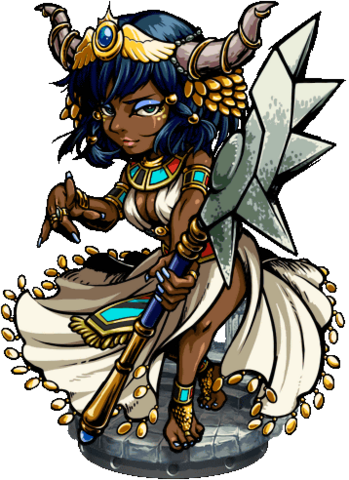 File:Hathor, Harvest Goddess Figure.png