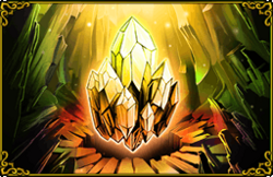 Abyssal Rift Crystal of Wrath