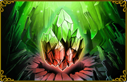 Abyssal Rift Crystal of Greed