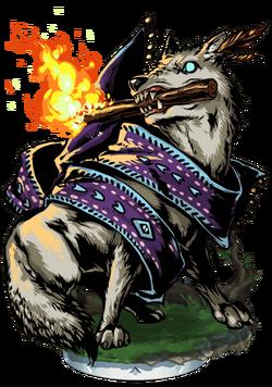 Cu Sith, Watchhound II Figure