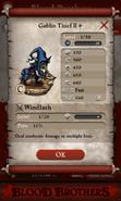Goblin Thief II +