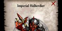 Imperial Halberdier