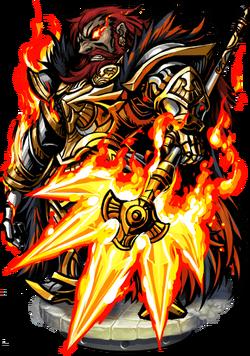 Sun-God Lugh II Figure