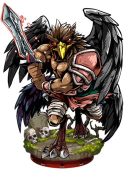 Halphas, the Warlike Figure