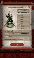 Ashigaru Commander +