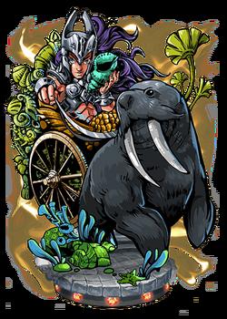 Triton, Lord of the Sea Figure