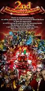 2nd Anniversary Celebration revealed