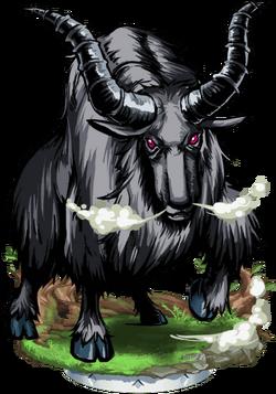 Mountain Goat II Figure