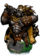 Black Brute Figure