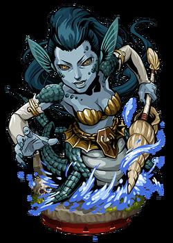 Vepar, the Miasma Figure
