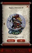 Ragan Harvester II (pact)