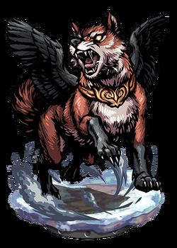 Stormgod Emissary Figure