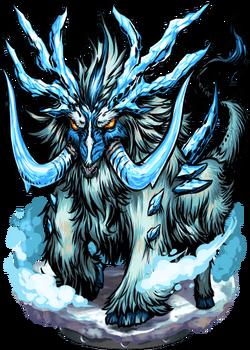 Ijiraq, the Glacier Figure