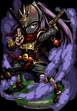 Master Zeku Figure