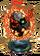Fiery Egg Figure