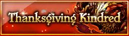 Thanksgiving Kindred