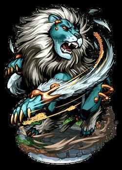 Ninurta, the Fleshrender II Figure