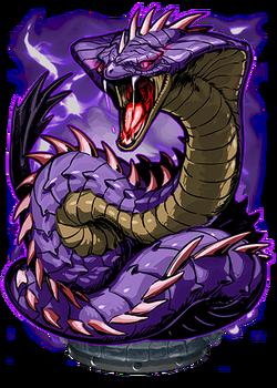 Jormungandr, the Plague Figure