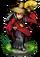 Okuni, Dancer II Figure
