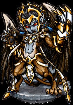 Sphinx, Deathwatcher Figure