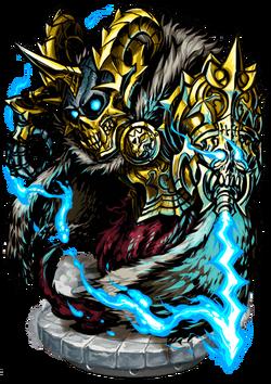 Nuadha, the Shining Blade Figure