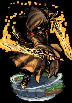 Wynde, Spellblade Figure