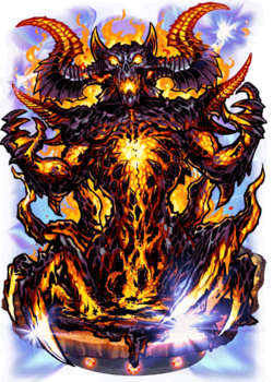 Adranus, Lava Beast Figure