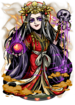 Kokuanten, the Ominous II Figure