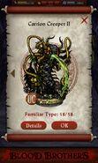 Carrion Creeper II (pact)