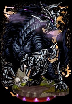 Apocalyptic Beast Figure