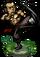 Kung Fu Monk Figure
