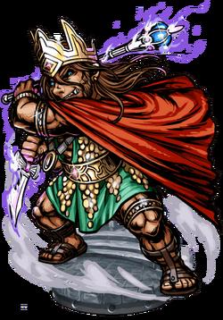 Oedipus, Tragic King Figure