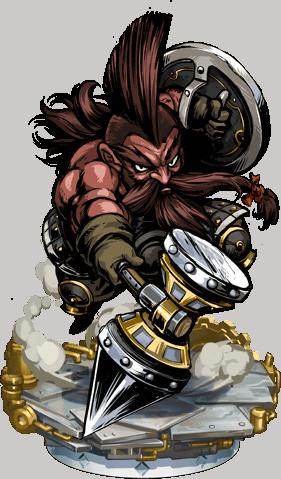 File:Dwarven Warrior Figure.png