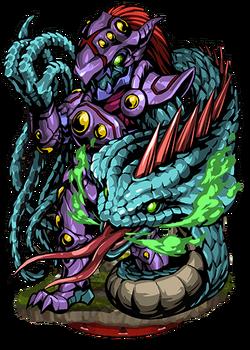 Andromalius, Eater of Lies II Figure