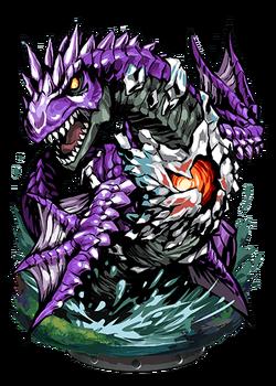 Aipaloovik, Ice Dragon II Figure