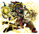 Haokah, the Lightning Brave II Boss Figure