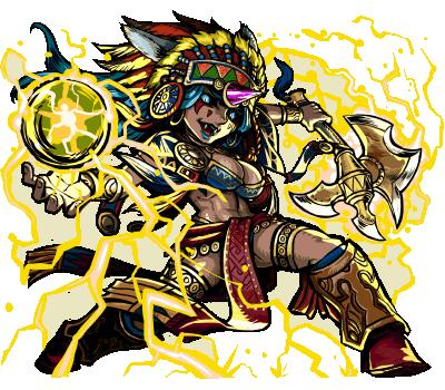 File:Haokah, the Lightning Brave II Boss Figure.png