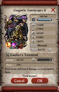 Gargoyle Gatekeeper II POPE