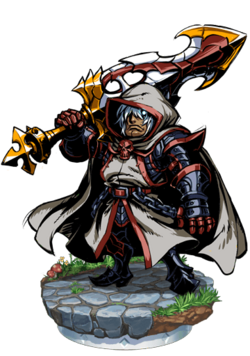 Isumbras, Templar Figure