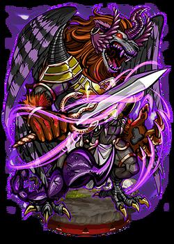 Pazuzu, the Fiery One II Figure
